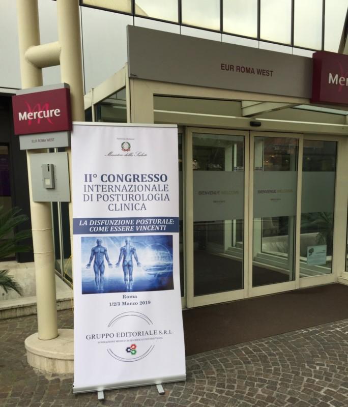 II Congresso Internazionale di Posturologia - Roma